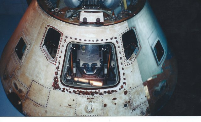 Apollo Space Capsule