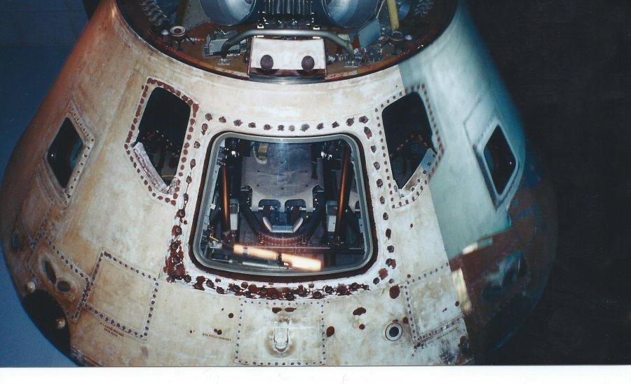Apollo Space Capsule