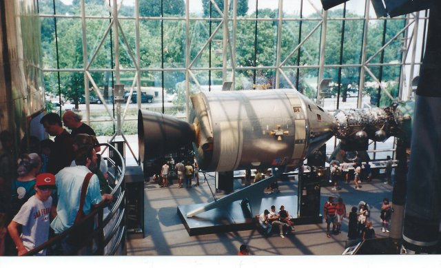 Smithsonian's Air and Space Museum