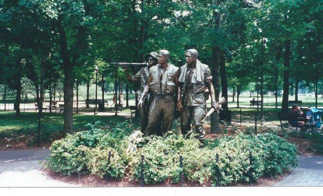 War Memorial Statues