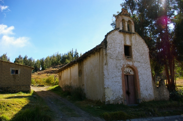 Old Spanish Church