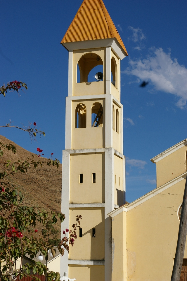 Church in Chimboata