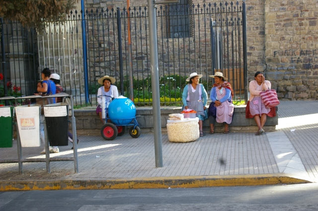 Women from Cochabamba