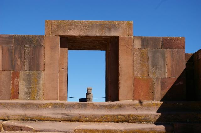 Temple Door at Tiwanaku