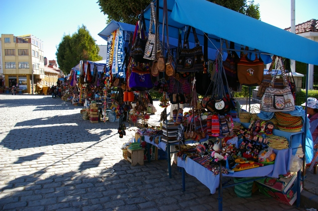 Market by the Church