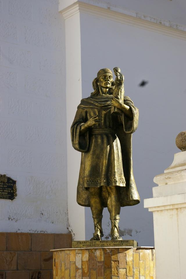Spanish Statue