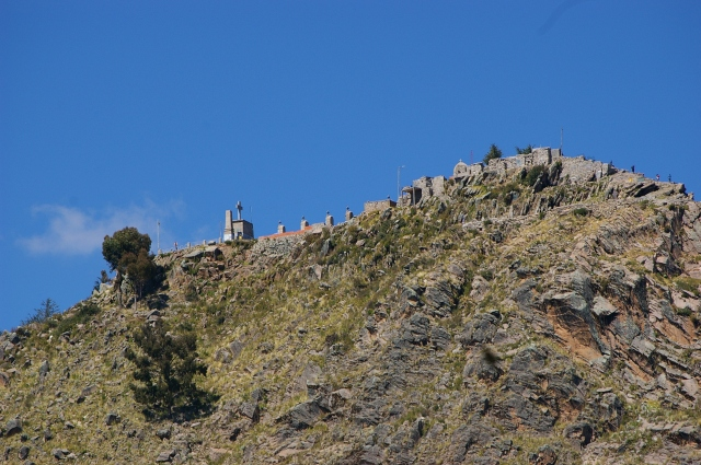 Temple for the Quechua Blessing
