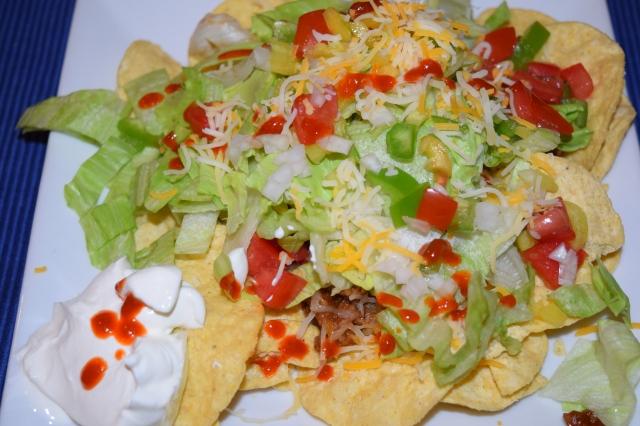 Taco (or Nacho) Salad