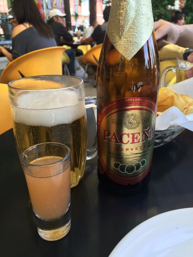 Pacena Beer