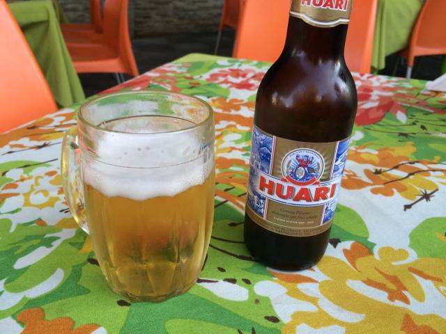 Huari (Wari) Beer