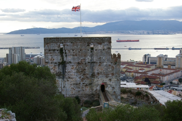 One of the Fortresses