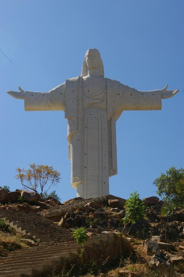 Cristo del la Concordia