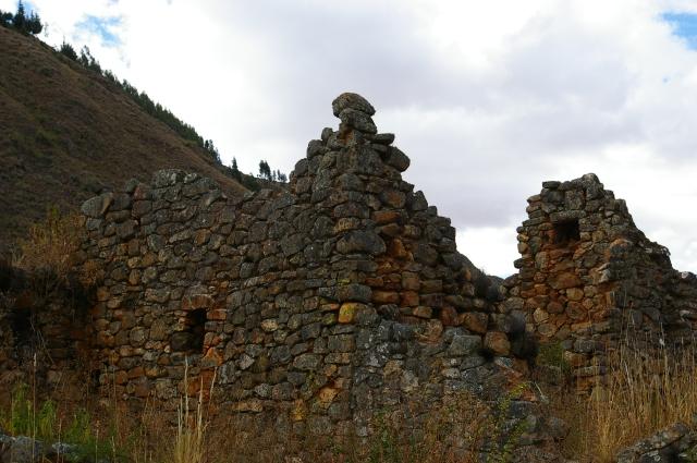 Building in Ruins