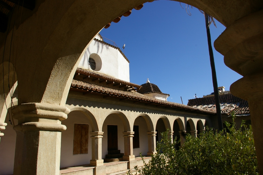 View of the Convent