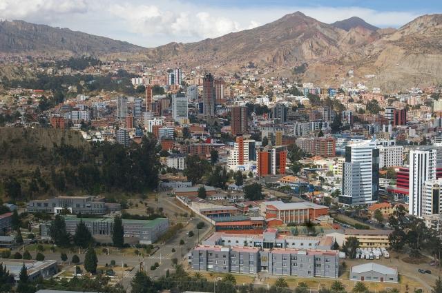 Amazing Views of La Paz