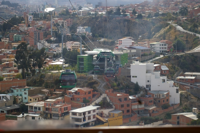 Another View of La Paz