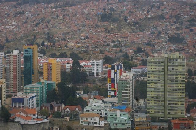 Colorful La Paz