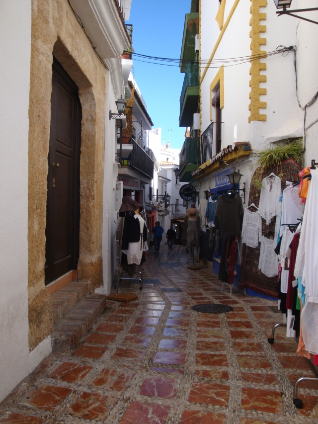 Shops in Marbella