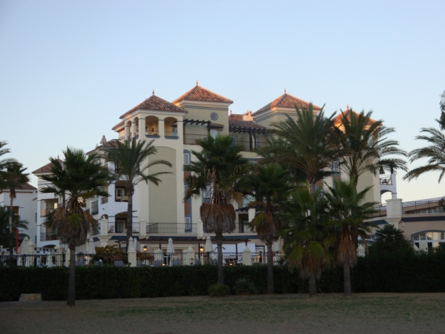 Resort in Estepona