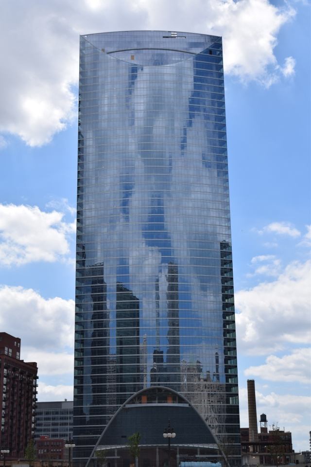 Reflections on Skyscraper