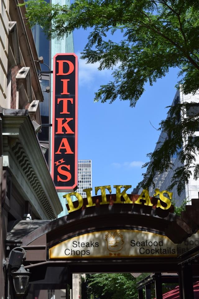 Ditka's