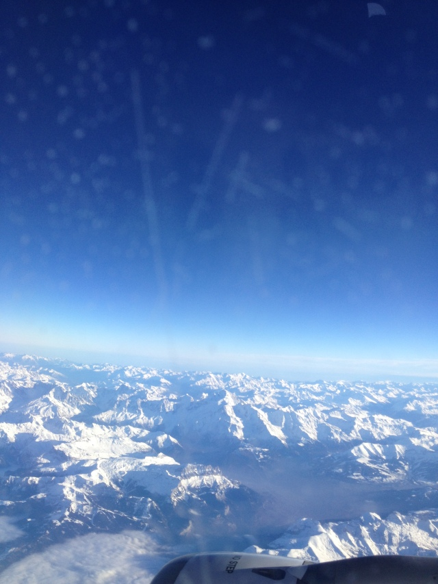 Another View of the Swiss Alps