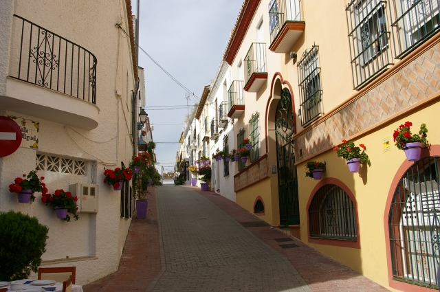 Streets of Estepona