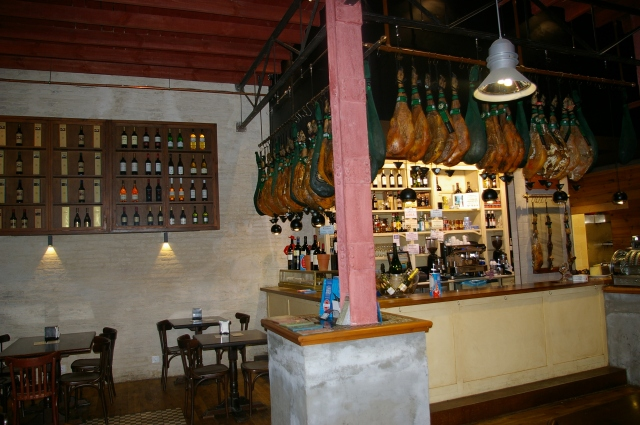 Ham Curing above the Bar