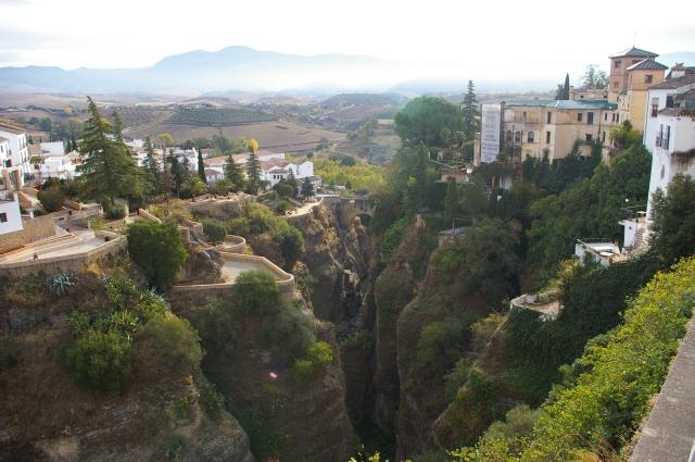 Gorgeous View of Ronda, Spain