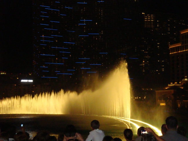 Another Photo of the Fountain at the Bellagio in Las Vegas