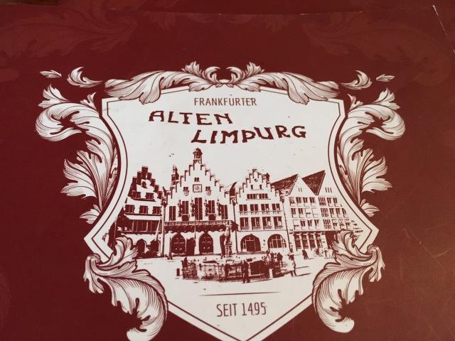 Alten Limpburg Crest