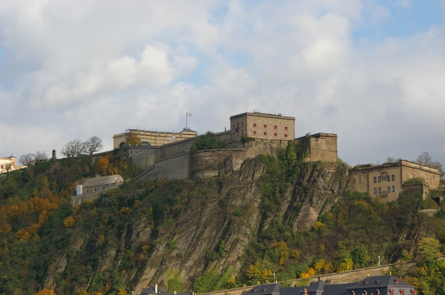 View of the Fortress