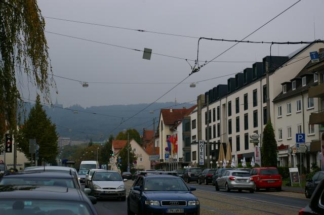 Downtown Kassel