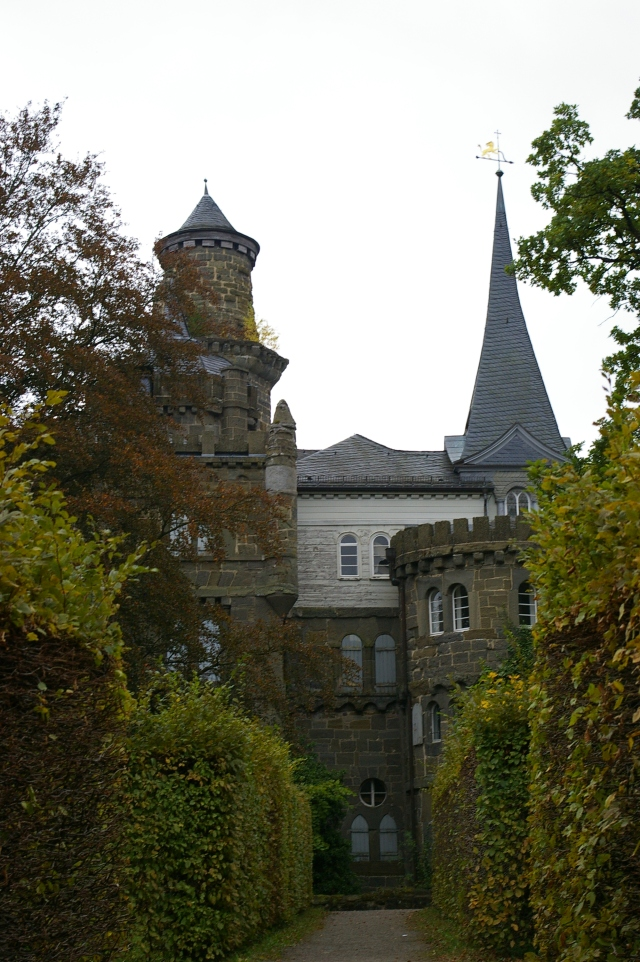 Another View of the Castle
