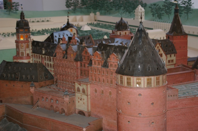 Model of the Full Castle