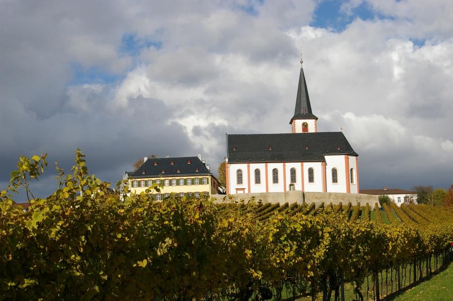 Church at Hochheim