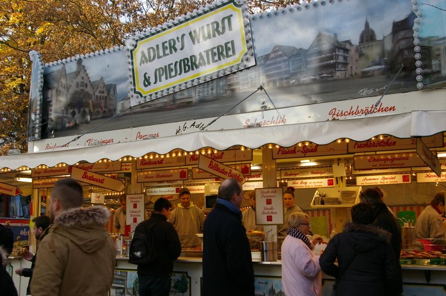 Bratwurst, Currywurst, Rindwurst, and More