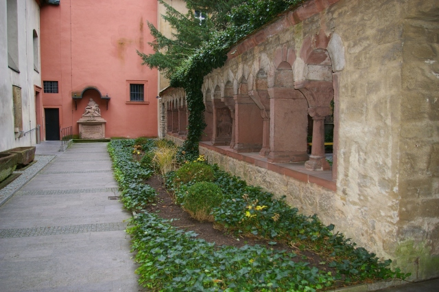 Garden at the Dom